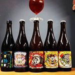 #Mikkeller and #threefloyds heaven
